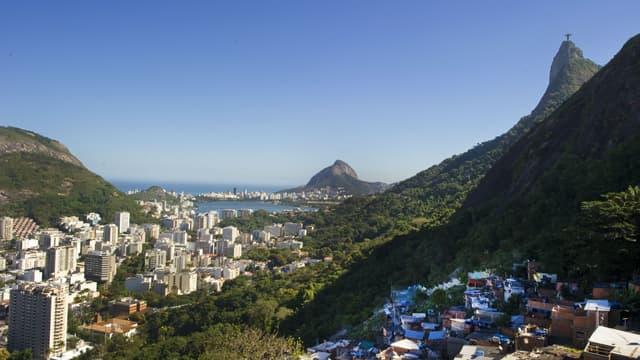 L'ambassadeur de Grèce au Brésil est porté disparu depuis lundi. Un corps carbonisé a été retrouvé dans la voiture qu'il louait, à Rio de Janeiro. (Photo d'illustration)