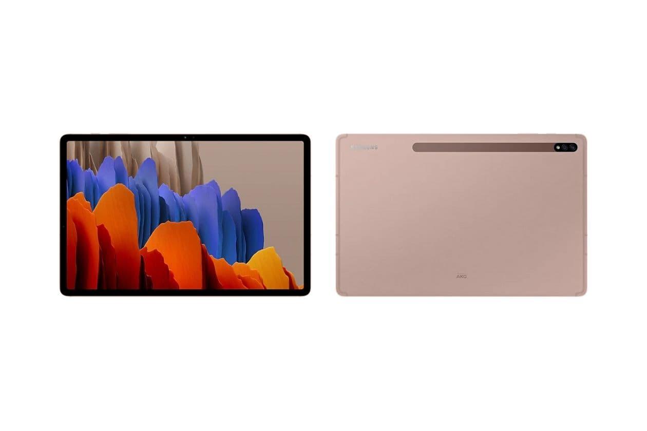 Offres sur la Samsung Galaxy Tab S7