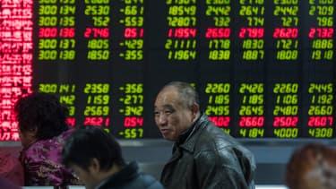 La Bourse de Shanghai a clôturé en hausse de 1,97% vendredi.