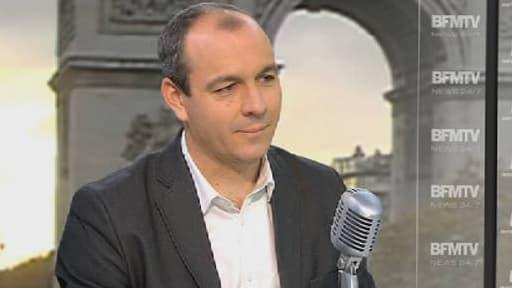 """Laurent Berger, le secrétaire général de la CFDT, a fustigé le regain de """"populisme"""" sur la fiscalité."""