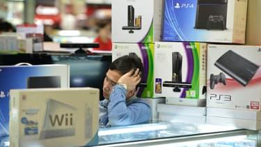 Il s'est vendu depuis le début de l'année en Chine beaucoup moins de consoles qu'en France, un marché pourtant 15 fois plus petit