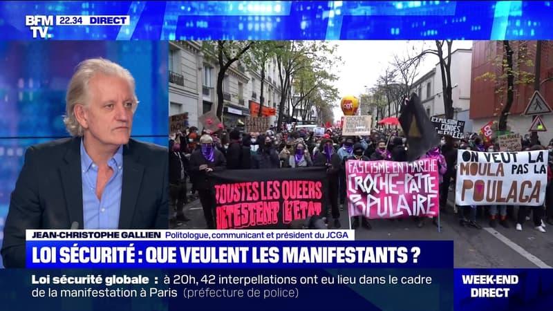 Loi sécurité globale : que veulent les manifestants ? - 05/12