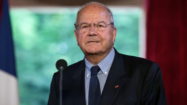 Marc Ladreit de Lacharrière en juin 2016.
