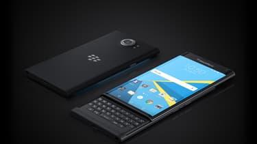 BlackBerry n'a vendu que 800.000 smartphones entre juin et août 2015, contre 1,1 million lors du trimestre précédent.