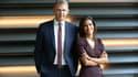 Faïza Garel-Younsi et Christophe Jakubyszyn