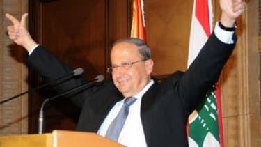 L'arrivée de Michel Aoun à la tête du Liban met fin à deux ans et demi de vacance présidentielle.