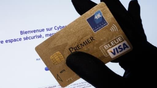 Le montant des fraudes a atteint 1,55 milliard d'euros en Europe en 2013.