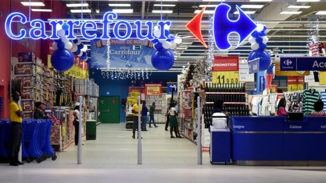 Carrefour sanctionné en Bourse malgré de bonnes ventes trimestrielles