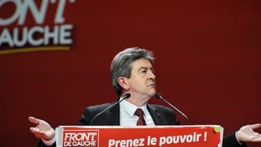 Jean-Luc Mélenchon s'est opposé à l'armement des rebelles syriens