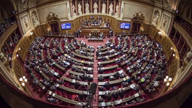 La parité a faiblement progressé au Sénat