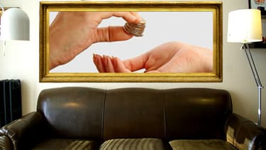 Le don moyen était de 394 euros en 2011.