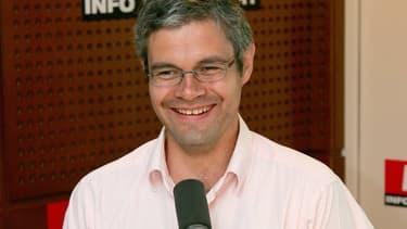 Laurent Wauquiez, Secrétaire d'Etat à l'emploi