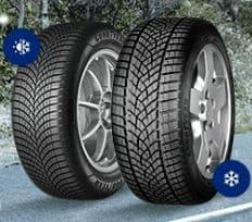 100 € offerts sur les pneus Goodyear