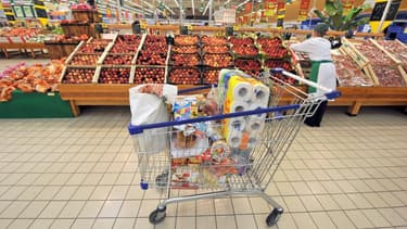 Un supermarché