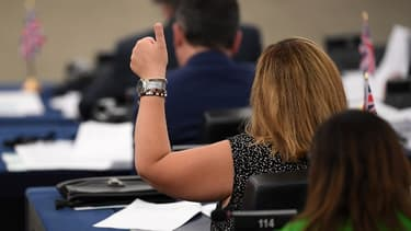 Un vote en plénière de la directive sur le droit d'auteur a eu lieu le 5 juillet.