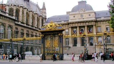 Le palais de justice de Paris, où officie la juge Bertella-Geffroy.