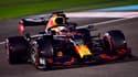 Max Verstappen en pole à Abu Dhabi
