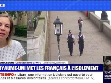 Coronavirus: le Royaume-Uni impose une quatorzaine aux voyageurs arrivant de France