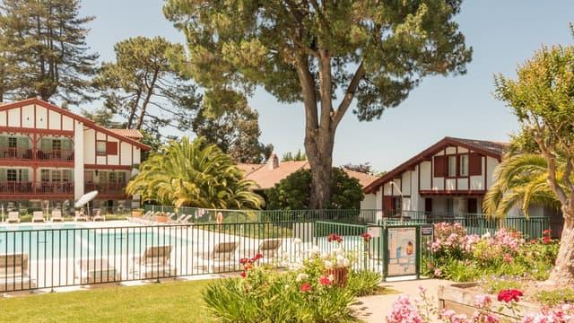Une résidence Pierre et Vacances à Saint-Jean-de-Luz