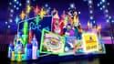 Maquette virtuelle du futur complexe Shanghai Disney Resort