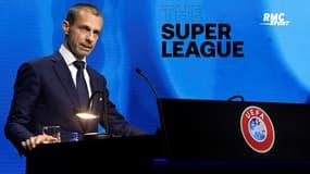 Super League : L'UEFA et le FIFA n'auraient pas le droit de sanctionner le Real, Le Barça et la Juve