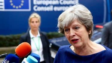 Theresa May a avancé deux propositions pour faire progresser les discussions
