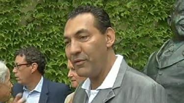 Georges El Assidi, l'unique héritier de Charles Trenet.