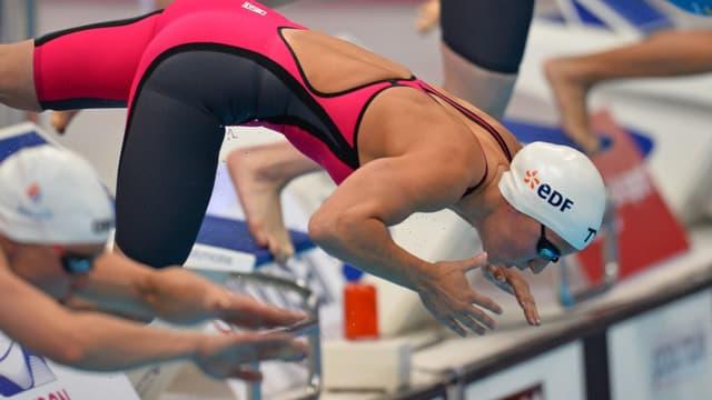 Charlotte Bonnet, 4e du 100m