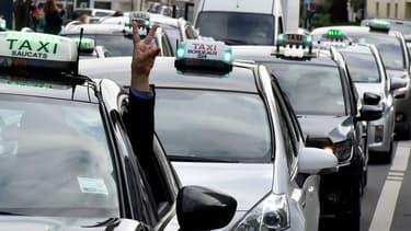 Les taxis vont de nouveau manifester contre la concurrence des VTC.