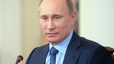 Le président russe a insisté sur les points positifs de l'année, lors de son discours annuel.