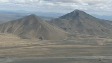 Le volcan islandais Bardabunga (photo dillustration)