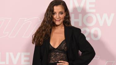 Camille Lellouche en septembre 2020.