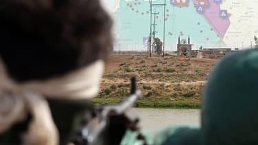 Quelles régions sont contrôlées par les jihadistes de l'Etat islamique en Irak et en Syrie? Réponse en une carte interactive.
