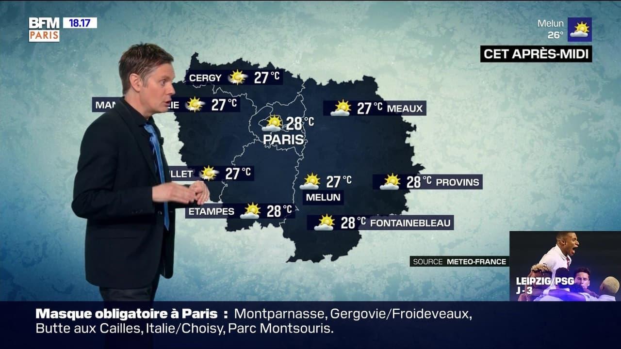 Météo Paris-Ile de France du 15 août: Retour du soleil
