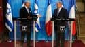 Laurent Fabius a évoqué l'affaire Ulcan avec Benjamin Netanyahu dimanche 21 juin.