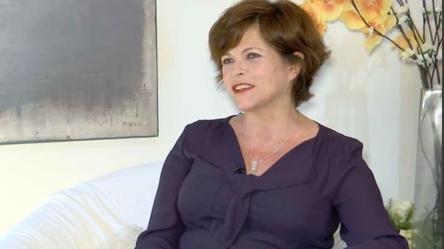 """Charlotte Valandrey a écrit le livre """"Bombay mon amour"""", paru aux éditions du Cherche Midi"""