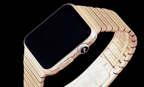 L'Apple Watch Notre Père