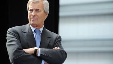 Vivendi, présidé par Vincent Bolloré, a pris 20% du capital de Mediaset, l'empire des médias de Silvio Berlusconi.