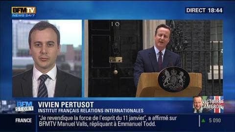 Élections britanniques: la victoire de David Cameron inquiète-t-elle vraiment l'Europe ?