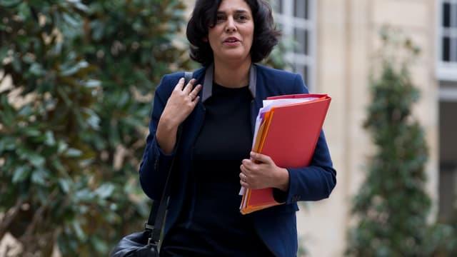 Myriam El Khomri veut faire un geste en direction des frondeurs.