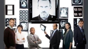"""""""Dr House"""", la plus célèbre série produite par Universal ces dernières années, reste chez TF1"""