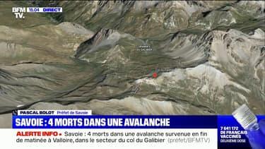 """Avalanches en Savoie: le préfet appelle les randonneurs """"à la prudence"""""""