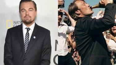 """Leonardo DiCaprio pourrait reprendre le rôle de Mads Mikkelsen dans le remake américain de """"Drunk"""""""