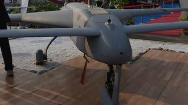 Des drones ont été fournis par la Russie (image d'illustration).