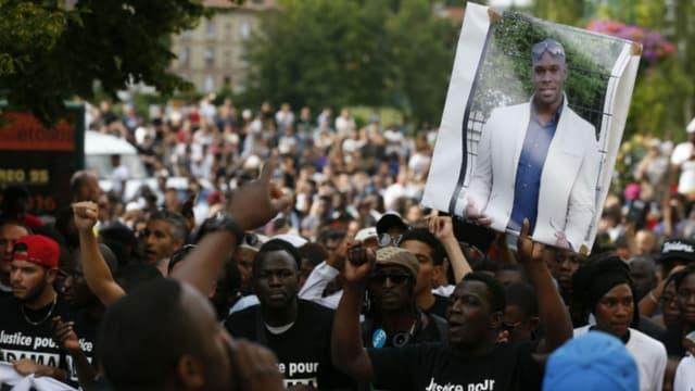 Adama Traoré est mort en 2016. - AFP