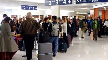 L'aéroport d'Orly va être touché par un mouvement de grève jeudi.