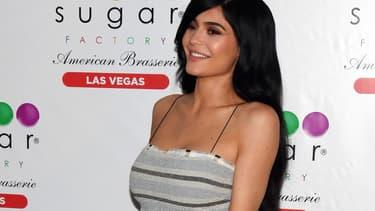 Kylie Jenner à Las Vegas en avril 2017