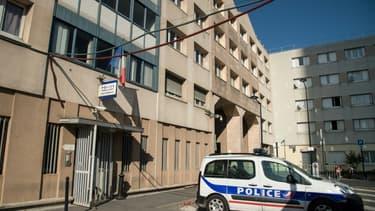 Le commissariat de Champigny-sur-Marne (Val-de-Marne), le 21 octobre 2018