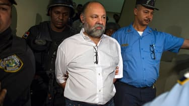 Christophe Naudin a été extradé en République dominicaine depuis l'Egypte.
