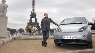 Autolib' va proposer ses voitures à la publicité.